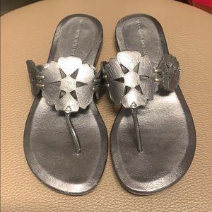 Vera Wang Lavender Sandals